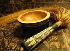 Ava bowl & Tanoa