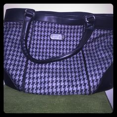 Jessica Simpson black laptop and travel bag! Hardly used. No signs of wear and tear whatsoever. Looks like new!! Large travel or laptop bag. I used it a few times to carry my books and laptop. Inside it has a laptop case which could be removed if you want, it's attached with a plastic tie inside. I never removed it. No rips no stains. Pet and smoke free home. Jessica Simpson Bags Laptop Bags