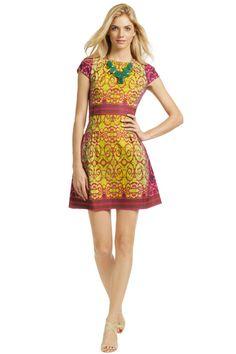 Balinese Dance Dress