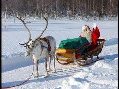 Los+renos+de+Papá+Noel