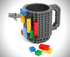 Transform Your Morning with this LEGO Mug