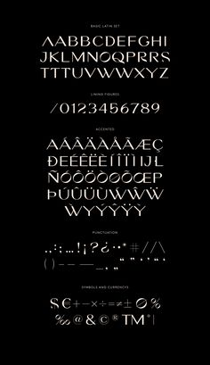 Cosi Times Typeface on Behance