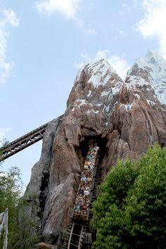 Everest no Animal Kingdom, Disney, Orlando por Marcio Nel Cimatti