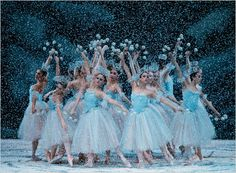 Tickets to the New York City Ballet's Nutcracker