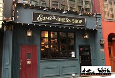 Eva's Dress Shop