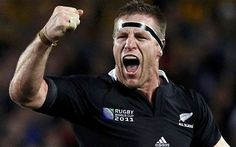 New Zealand All Blacks - Brad Thorn World Cup Champions, Rugby World Cup, Rugby League, Rugby Players, Rugby 7's, All Blacks Rugby, All Black Everything, Ex Husbands, A Team