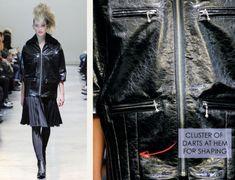 Leatherwork at Junya Watanabe - The Cutting Class. Junya Watanabe, AW11.