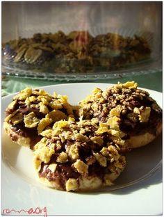 Nişastalı mısır gevrekli kurabiye tarifi - rumma