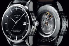 TISSOT luxury automatique (Salon de Bâle - Baselworld 2013)