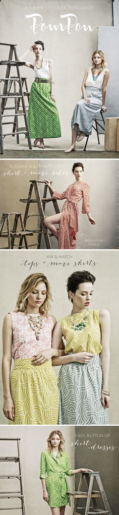 Plum Pretty Sugar GIVEAWAY! | Read More: http://www.stylemepretty.com/2014/04/23/plum-pretty-sugar-introduces-pompon-a-giveaway/