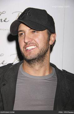 Love him!!!! Luke Bryan