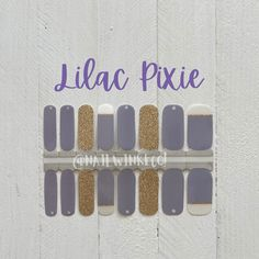 Purple Nails/ Nail Wraps/ Colorful strokes/ Nail Stickers Christmas Nail Stickers, Christmas Nails, Cuticle Oil, Purple Nails, Flower Nails, Nail Wraps, Short Nails, Helpful Hints, Adhesive