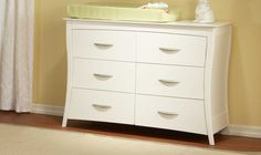 The Trieste Double Dresser