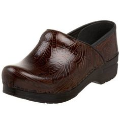 love my Dansko's. Mine are plain black but these are the best shoes if you are on your feet all day. Great support, like norhing you have ever worn. Buy Danskos. You won't regret it.