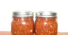 Food Preserving: Tomato Salsa