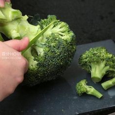 How to clean the pesticides on broccoli?