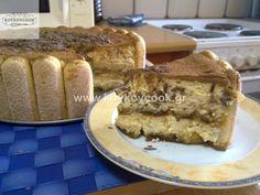 ΤΙΡΑΜΙΣΟΥ (ΤΟ ΑΥΘΕΝΤΙΚΟ) – Koykoycook Tiramisu, French Toast, Food And Drink, Breakfast, Ethnic Recipes, Morning Coffee, Tiramisu Cake