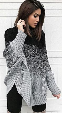 Fashion Trends Accesories - Sweater poncho...cant get any better for fall... The signing of jewelry and jewelry Uno de 50 presents its new fashion and accessories trend for autumn/winter 2017. #fashionfall2017trends