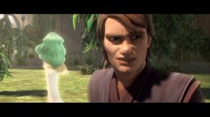 Screenshots (from the original DVD, no edits) of the TV Show Star Wars: The Clone Wars. Posting now: - Nightsisters Next one: - The Gathering Star Wars and Star Wars: The Clone Wars are © Lucasfilm Ltd and The Walt Disney Company. Anakin Vader, Anakin Skywalker, Darth Vader, Star Wars Baby, Set Me Free, Uncle Rick, The Expendables, Walt Disney Company, Obi Wan