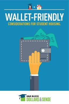 Time to figure out student housing? Here are some wallet-friendly considerations for college-bound teens #budget #smartspending #smartsavings #moneymanagement