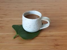 Stonewear Ceramic Coffee Mug
