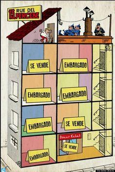 13 rue del percebe parodia situción españa
