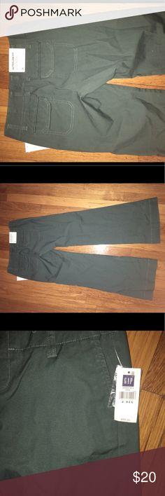 🔥MOVING SALE🔥 GAP Ultra Low Fit Pants. NWT EXCELLENT CONDITION Size 2R GAP Pants