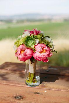 Photography: Anna Wu - annawu.com  Read More: http://www.stylemepretty.com/california-weddings/2014/01/21/gloria-ferrer-vineyard-wedding/