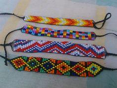 ... try mostacillas youtube pulseras mostacillas collares indígenas con