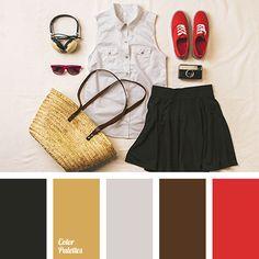 Color Palette #2098