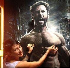 Wolverine Nipple Twist http://ibeebz.com