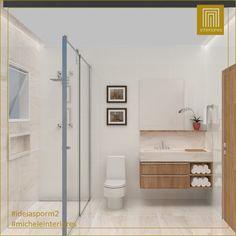 #ideiasporm2 #design #decoration #interiores #arquitetura #lavabo #michelealmeida