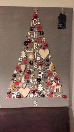 12 Ideas De Arbol De Navidad Pared Arbol De Navidad Pared Arbol De Navidad Navidad