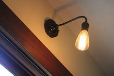 MoXie designed light fixture. MoXie Ladies, LLC.