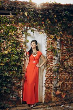 Coleção Primavera-Verão 15/16 Toscana Mia