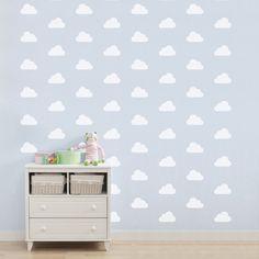 Adzif Its Cloudy, Theme 2 Cool Walls, Worlds Of Fun, Decoration, Linen Bedding, All Modern, Wall Art Decor, Wall Decals, Modern Furniture, Kids Room