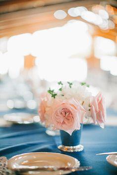 #centerpiece  Photography: Brooke Images - brookeimages.com Wedding Decor + Design: Destination Planning - destinationplanning.com  Read More: http://www.stylemepretty.com/2012/12/03/amelia-island-florida-wedding-from-brooke-images/