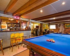 Man Caves Brisbane : Man cave great designs pool table styleture