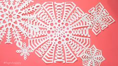 Make Your Own Snowflake