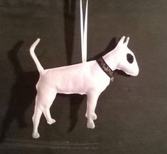 Hey, I found this really awesome Etsy listing at https://www.etsy.com/uk/listing/115095939/english-bull-terrier-decoration