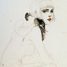 Connie Lim | watercolor