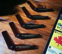 """Pre-order Multipurpose Comb Dappers sekarang juga dan dapatkan potongan sebesar 15%!  Harga """"sebelum"""" diskon hanya 50k.  Kalian juga bisa melakukan pembelian 2pcs pomade Dappers variant apa saja dan langsung dapatkan FREE special combnya"""