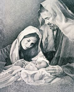 We've had people searching on the topic of Christ-centered advent calendars, so we're posting [several] Christmas advent activities posted in years past. Christmas Nativity, Christmas Pictures, Christmas Art, Christmas Scenes, Christmas Christmas, Christmas Ideas, Ward Christmas Party, Christmas Program, Image Jesus