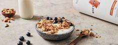 FIOCCHI CROCCANTI AL CARAMELLO Muesli, Frappuccino, Granola Maison Healthy, Bon Appetit, Snacks, Calories, Acai Bowl, Smoothie, Oatmeal