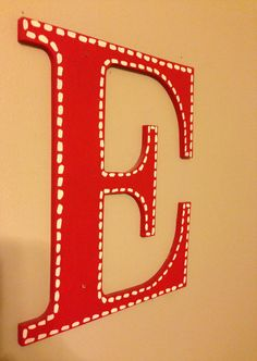 painted wooden letters painted chevron wooden letters by wallapproved 23887 | 2e43f81df2790f99ec1d6ec179354ebe