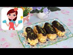 Ekler (Videolu Tarif) | Kevser'in Mutfağı - Yemek Tarifleri