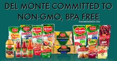Another small victory for the Non-gmo activist Del Monte has announced that they will no longer use BPA to package their products. But also equally exciting they will start to remove genetically modified organism from their ingredients this will effect more than 150 products that will soon to be non-gmo.  Lately you have seen that more companies will be on board and  plan to follow the steps of other big food giants like General Mills (they will start to label gmo's) and Campbell's to make…