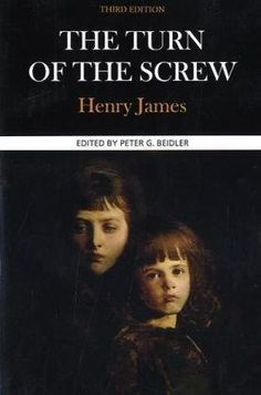 813.9 JAM/BEI   Turn of the Screw by Henry James. Text along with critical essays