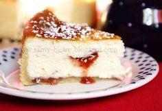 Olasz túrótorta Healthy Desserts, Vanilla Cake, Tart, Panna Cotta, Cake Recipes, Cheesecake, Dinner Recipes, Food And Drink, Sweets