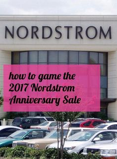 The 2017 Nordstrom Anniversary Sale is coming! Are you ready? We answered some frequently asked questions about the sale, and rounded up some of our best tips and tricks. We're gearing up -- are you?